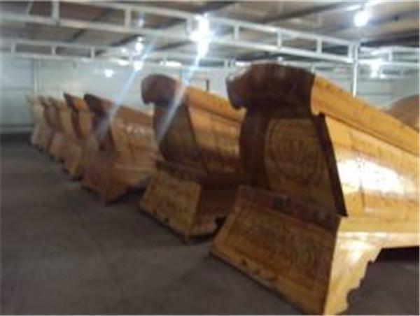 红山区松木棺材哪里能买到松木棺材价格